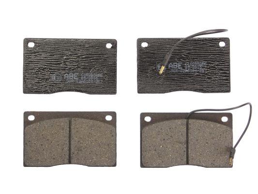 Plaquettes de frein avant ABE C1R005ABE (X1)