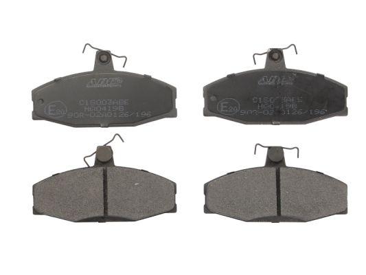 Plaquettes de frein avant ABE C1S003ABE (X1)