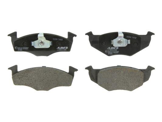Plaquettes de frein avant ABE C1W034ABE (X1)