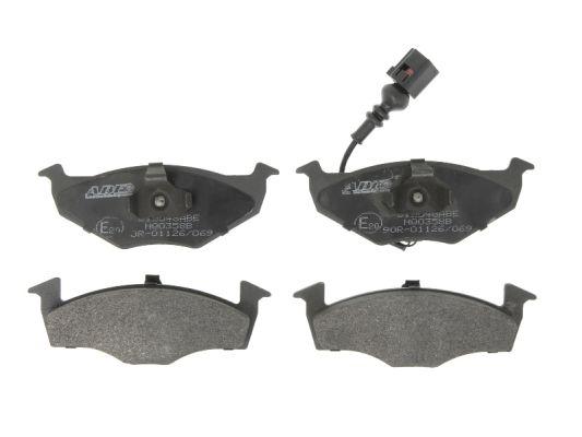 Plaquettes de frein avant ABE C1W048ABE (X1)