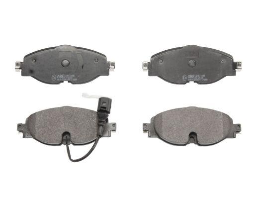 Plaquettes de frein avant ABE C1W071ABE (X1)