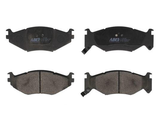 Plaquettes de frein avant ABE C1Y001ABE (X1)