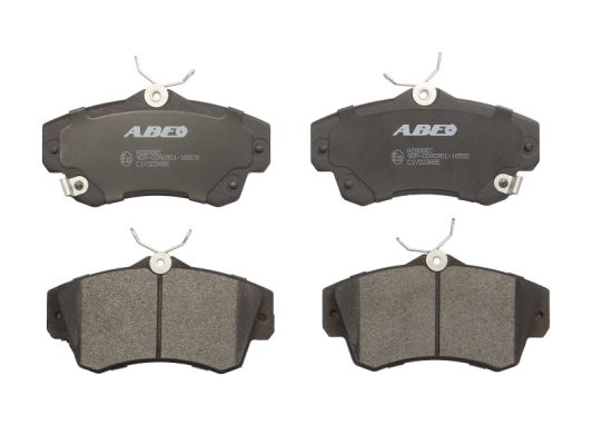 Plaquettes de frein avant ABE C1Y003ABE (X1)