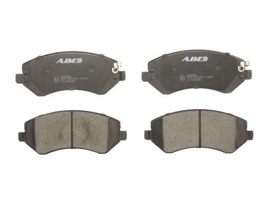 Plaquettes de frein avant ABE C1Y005ABE (X1)