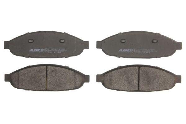 Plaquettes de frein avant ABE C1Y027ABE (X1)