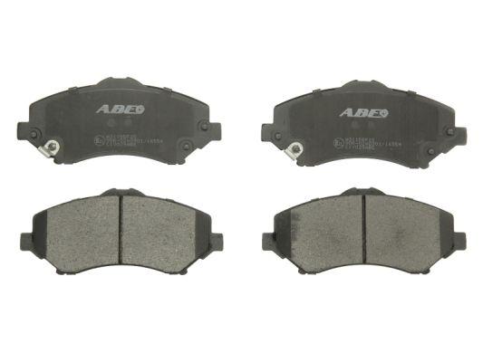 Plaquettes de frein avant ABE C1Y029ABE (X1)