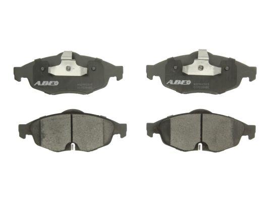 Plaquettes de frein avant ABE C1Y038ABE (X1)