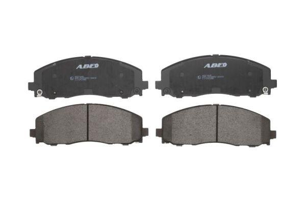 Plaquettes de frein avant ABE C1Y041ABE (X1)