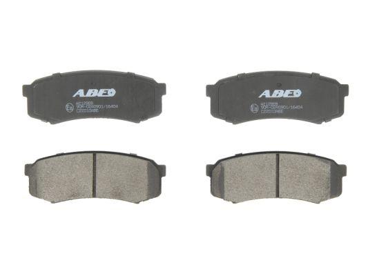 Plaquettes de frein arriere ABE C22010ABE (X1)