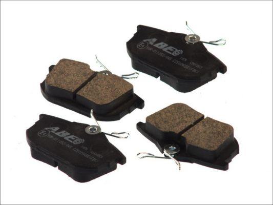 Kit de plaquettes de frein, frein à disque ABE C25009ABE (X1)