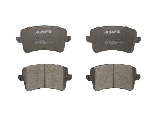 Plaquettes de frein arriere ABE C2A005ABE (X1)