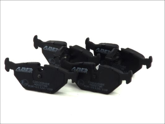 Plaquettes de frein arriere ABE C2B009ABE (X1)
