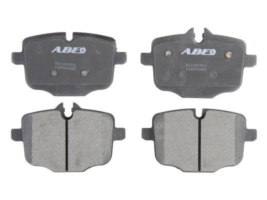 Plaquettes de frein arriere ABE C2B026ABE (X1)