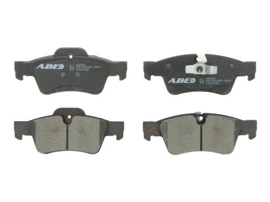 Plaquettes de frein arriere ABE C2M027ABE (X1)