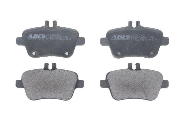 Plaquettes de frein arriere ABE C2M033ABE (X1)