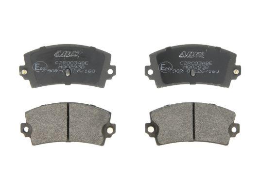 Plaquettes de frein ABE C2R003ABE (X1)