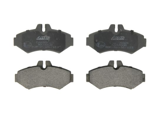 Plaquettes de frein arriere ABE C2W009ABE (X1)