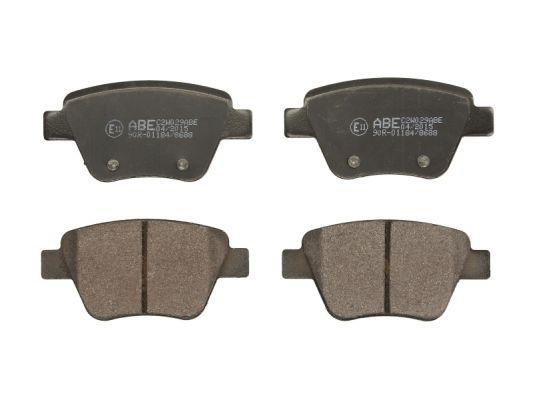 Plaquettes de frein arriere ABE C2W029ABE (X1)