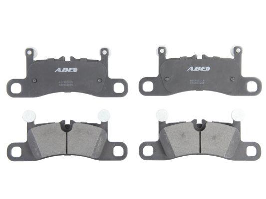 Plaquettes de frein arriere ABE C2W032ABE (X1)