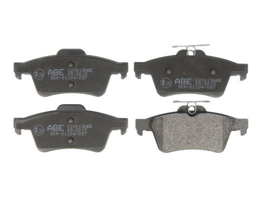 Plaquettes de frein ABE C2X013ABE (X1)