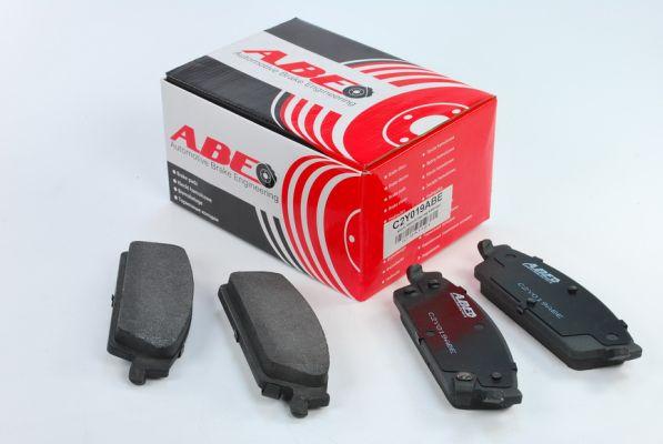 Kit de plaquettes de frein, frein à disque ABE C2Y019ABE (X1)