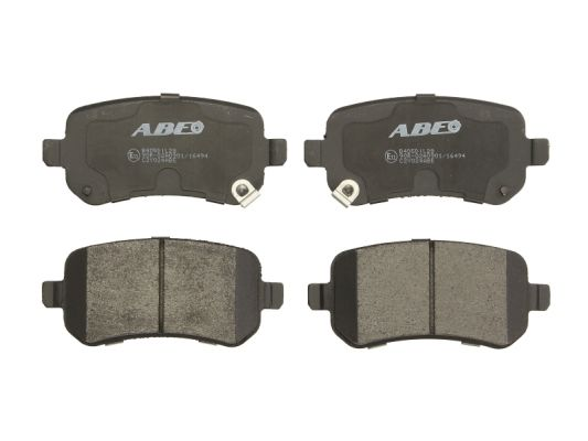 Plaquettes de frein arriere ABE C2Y024ABE (X1)
