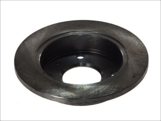 Disque de frein avant ABE C30505ABE (X1)