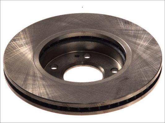 Disque de frein avant ABE C30515ABE (X1)
