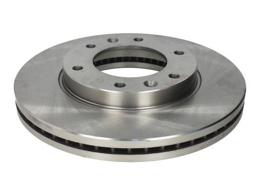 Disque de frein avant ABE C30533ABE (X1)