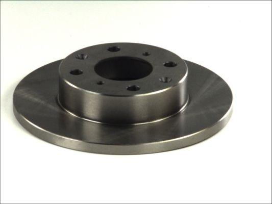 Disque de frein avant ABE C34011ABE (X1)
