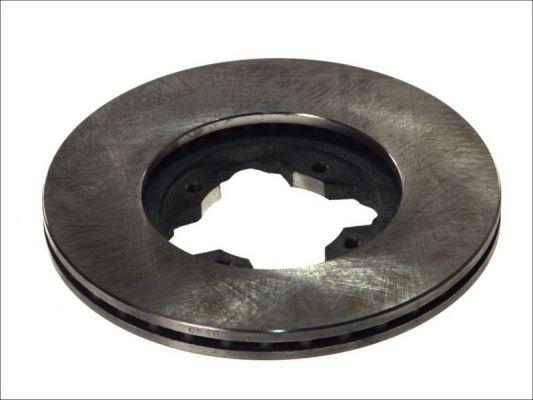 Disque de frein avant ABE C34024ABE (X1)