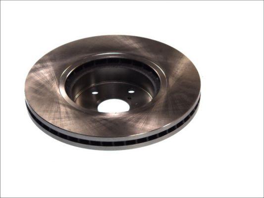 Disque de frein avant ABE C37022ABE (X1)