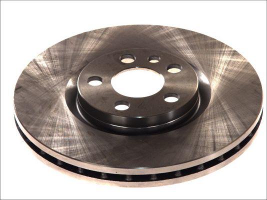 Disque de frein avant ABE C3C030ABE (X1)