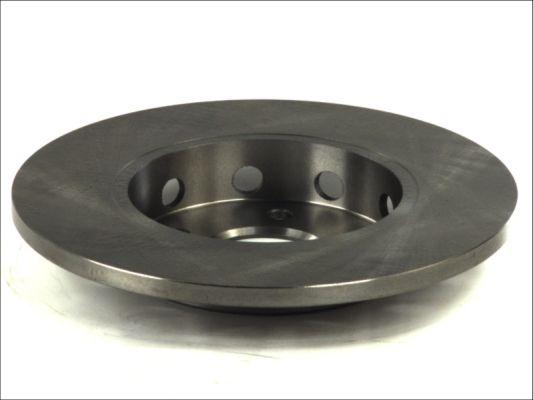 Disque de frein avant ABE C3M005ABE (X1)