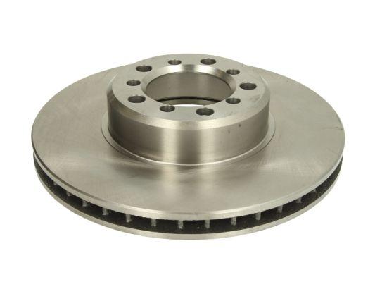 Disque de frein avant ABE C3M076ABE (X1)
