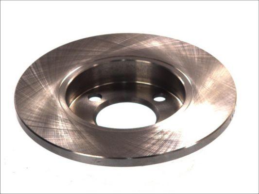 Disque de frein avant ABE C3W011ABE (X1)
