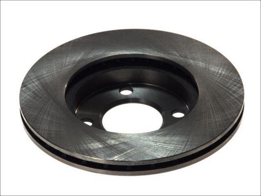 Disque de frein avant ABE C3W012ABE (X1)
