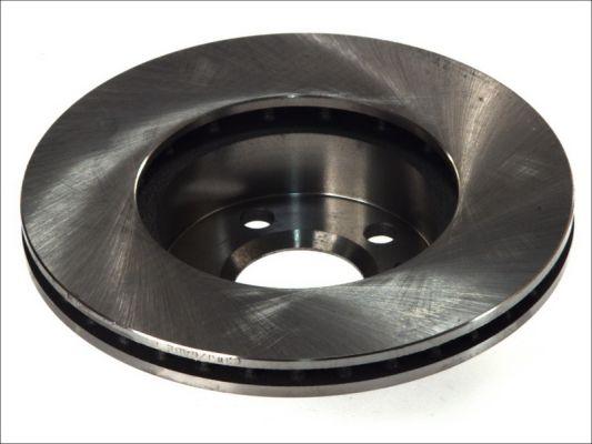 Disque de frein avant ABE C3W026ABE (X1)