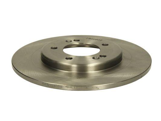 Disque de frein arriere ABE C40516ABE (X1)