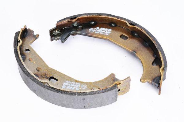 Jeu de mâchoires de frein de frein à main ABE CRB001ABE (X1)
