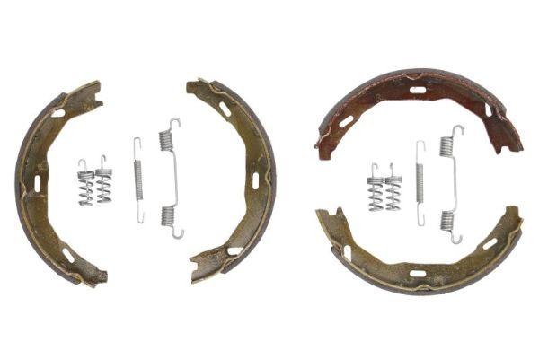 Jeu de mâchoires de frein de frein à main ABE CRM011ABE (X1)
