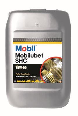 Huile de boite de vitesse MOBIL 123716 (X1)