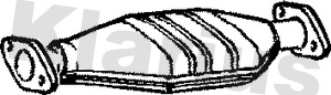 Catalyseur KLARIUS 311098 (X1)