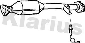 Catalyseur KLARIUS 311579 (X1)