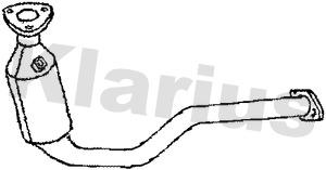 Catalyseur KLARIUS 321204 (X1)