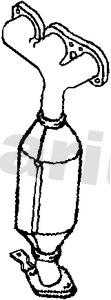 Catalyseur KLARIUS 322797 (X1)