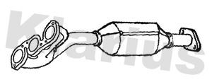 Catalyseur KLARIUS 323623 (X1)