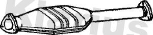 Catalyseur KLARIUS 370050 (X1)