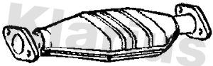 Catalyseur KLARIUS 370567 (X1)