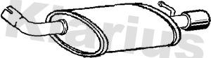 Silencieux arriere KLARIUS 270654 (X1)